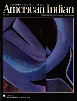 Fall 2001 Cover
