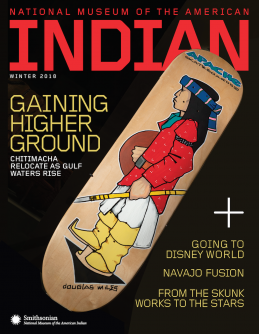 NMAI magazine winter 2018 cover