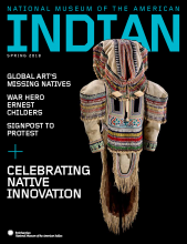 Cover of NMAI Spring 2018
