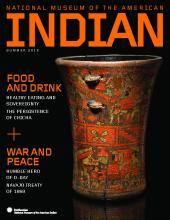 cover of NMAI Summer 2018