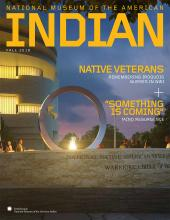Cover of NMAI Fall 2018