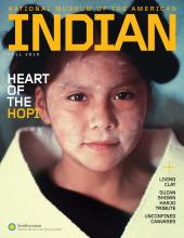 Cover of NMAI Magazine Fall 2019