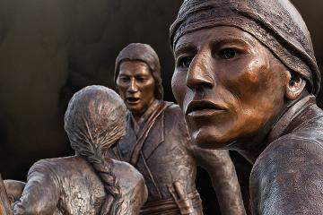 Image of Tuscarora Heroes Monument